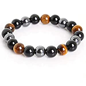 Bracelets & Bangles 2018 Antique Silver Plated Buddha Charms Bracelets For Women Men Obsidian Beads Stain Steel Lotus Charm Yoga Bracelet Jewelry In Many Styles Jewelry & Accessories