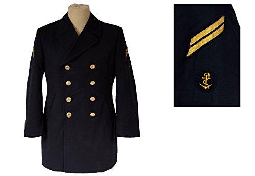 Gr.52 Original Bundeswehr Marine Colani gebraucht Uniform Marinejacke ()