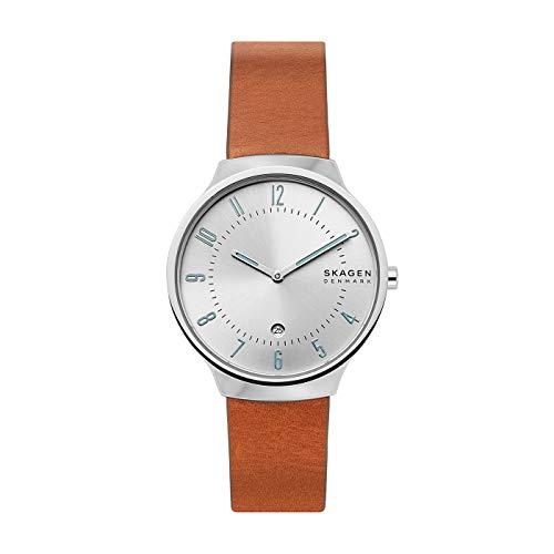orologio solo tempo uomo Skagen Grenen Slim trendy cod. SKW6522