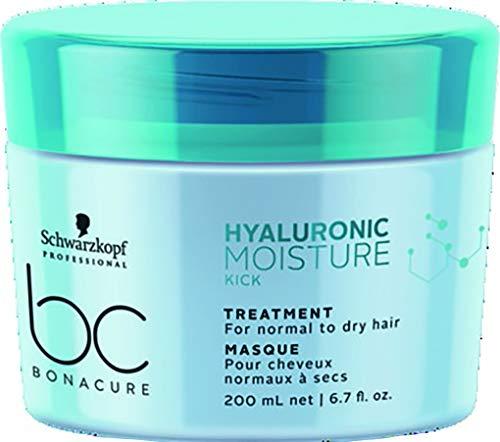 Schwarzkopf Professional BONACURE Hyaluronic Moisture Kick Treatment, 200 ml -