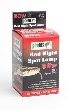 ProRep BC Spot Lamp, 60 Watt, Red Night Test