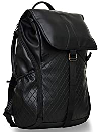 4f5fcdb174 Rare And Demanded Nomad Black 30 L Laptop Backpack Faux Leather Backpack Art  -