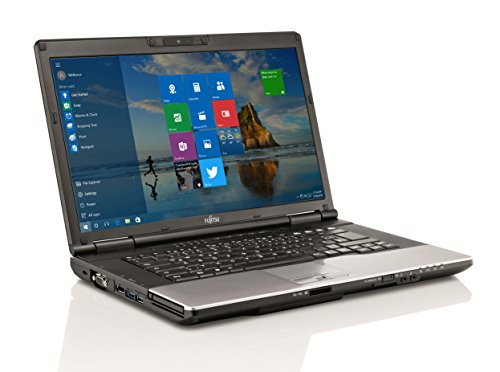 Notebook usato Fujitsu E752 Intel Core i5-3320M 2,60GHz 4GB Ram 500GB HDD Win 10 Pro