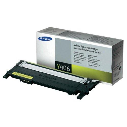 Preisvergleich Produktbild Lasertoner, für CLP-360 / 365 / 368; CLX-3300 / 3305, 1.000 Seiten, gelb