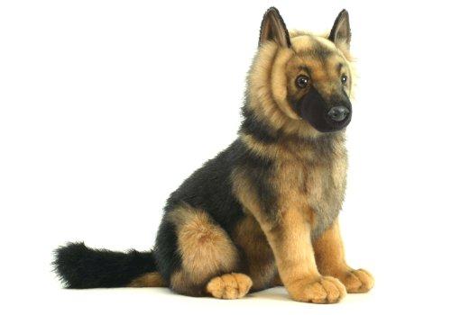 Hansa German Shepherd Puppy Stuffed Plush Animal by Hansa Toys by Hansa Toys