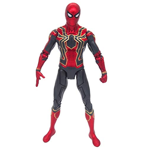 YONG FEI Model Spider-Man Marvel Doll, Spiderman Action Figure 6.2 '' Amazing Legends, Decoration Toy / PVC Boutique