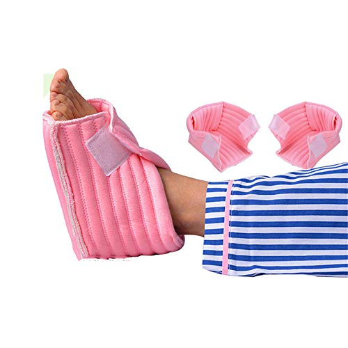QINAIDI Anti-Dekubitus-Fersenpolster, Pflegeprodukte für ältere Menschen, Fersendruck-Wundpolster, Fußschutzpolster High Heel Wrap-around