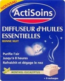 Actisoins adulte diffuseur + recharge