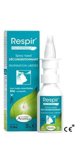 Le Comptoir Aroma Spray Nasal Décongestionnant 20 ml