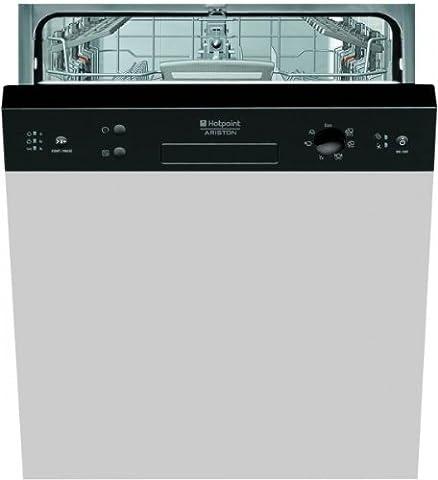 Lave-vaisselle Integrable - Hotpoint LSB 7M121 B EU Semi intégré
