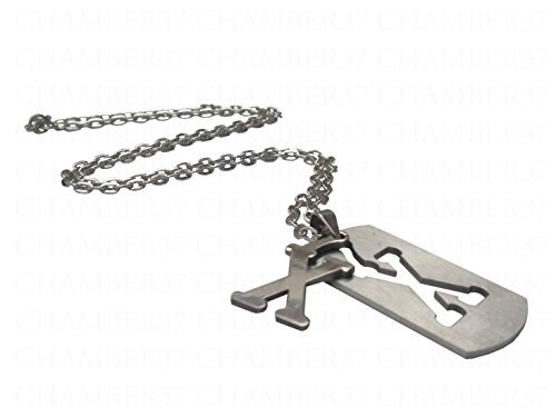 chamber37-x-files-collier-femme-pendentif