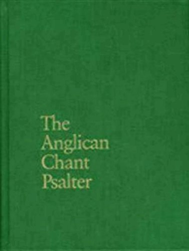 Anglican Chant Psalter by (1989-01-01)