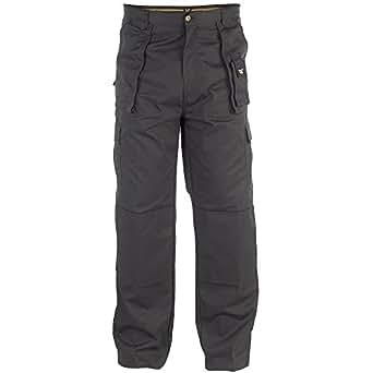 "All Sizes UK 30""-44"" Caterpillar C820 Mens Cargo Work Wear Trouser Long Leg"