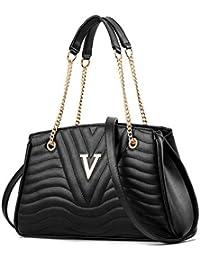 e98cc303e9b5c Suchergebnis auf Amazon.de für  Fake - Handtaschen  Schuhe   Handtaschen