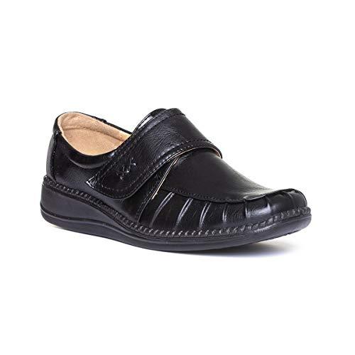 c236ebafa3c -32% Cushion Walk Womens Comfort Shoe in Black - Size 3 UK -.