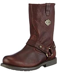 HARLEY DAVIDSON Chaussures Hommes - Bottes JOSH - dark brown, Taille:EUR 45