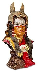 Katerina Prestige-Figura Indio Assiniboine, in0255