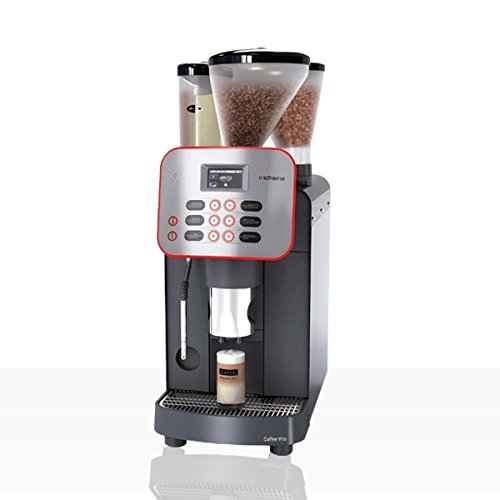 Schaerer Coffee Vito Kaffeevollautomat Frischmilch und Festwasser