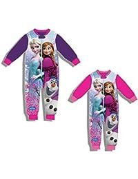 nuovo design funzionario di vendita caldo buona consistenza Pigiami interi bambine e ragazze   Amazon.it