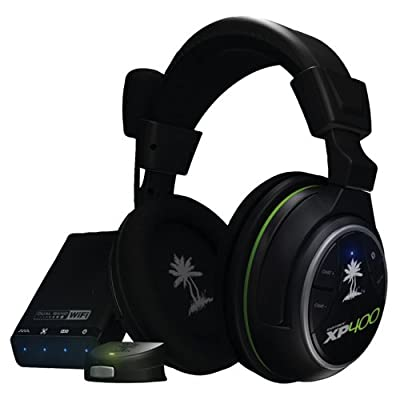 XP400 Xbox 360 & PS3 Headset - CAN/EU by Turtle Beach