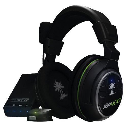 Turtle Beach Ear Force XP 400 - [PS3, Xbox 360] (Xbox 360 Ohrhörer-headset)