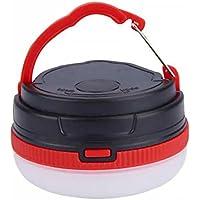 TrifyCore Notfall-Licht, Leicht, für Das Zelt, im Freien, Mini-Taschenlampe, Rot