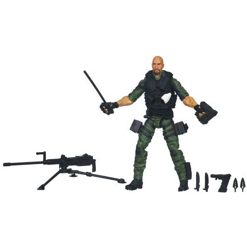 G.I. Joe Retaliation Battle-Kata Roadblock Action Figure by G. I. Joe