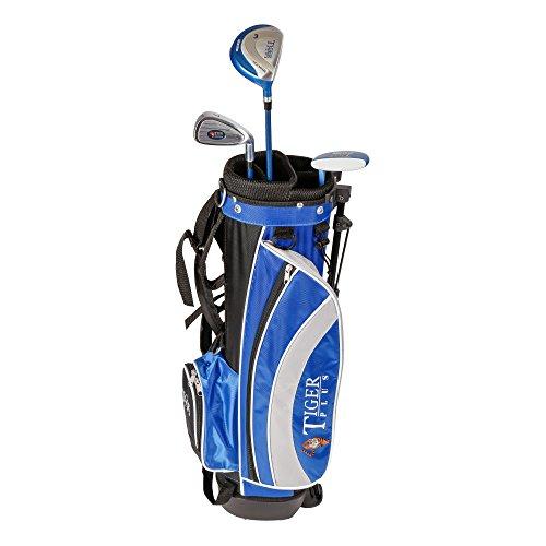 Longridge Tiger Plus Kit de Golf débutant 4-7 Ans