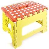 Pusher Dot Step escalera/taburete, Multicolor, 32x 24x 27cm