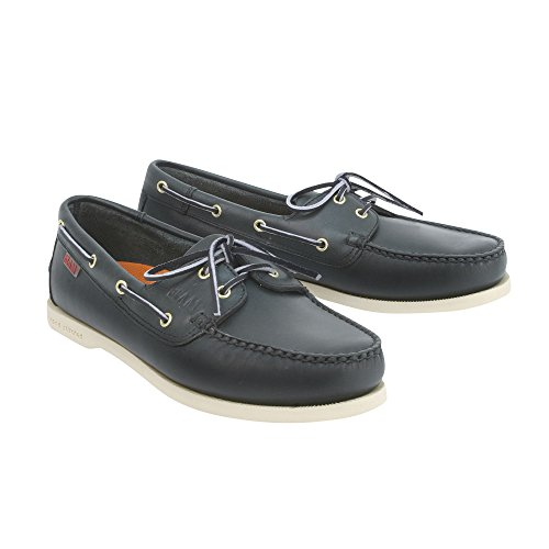 SLAM - Chaussures bateau Prince Navy