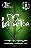 TLC IASO Detox and Weight Loss Tea 100% ORGANIC All Natural ONE WEEK TRIAL