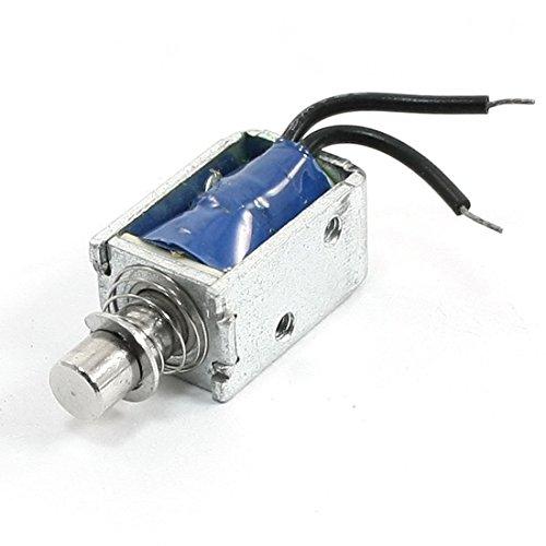 Push-Pull-Typ 5g Halten Linear Solenoid-Elektromagnet 3V 2mm Hub -