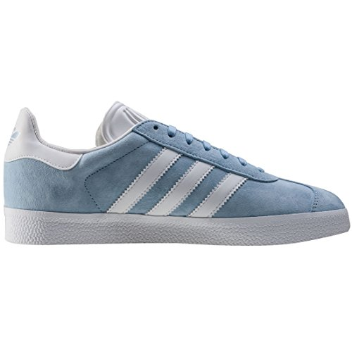adidas Gazelle, Sneakers Basses Homme Bleu (Blu Celcla/blanco/dormet)