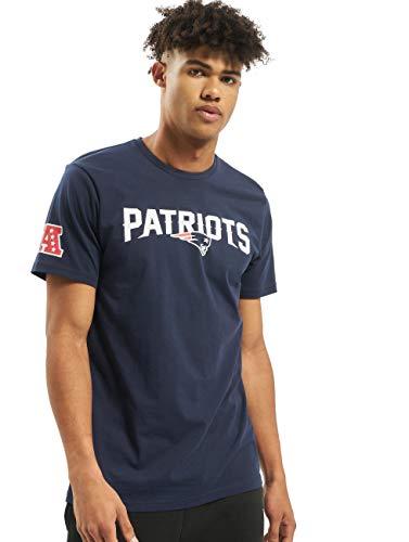 New Era NFL New England Patriots T-Shirt Herren dunkelblau, XXL