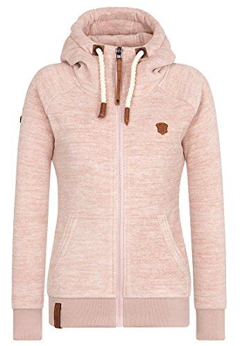 Naketano Female Zipped Jacket Gigi Meroni