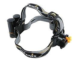 Fenix Flashlight Headband HB01 (Fits lights with 18-22mm Diameter)