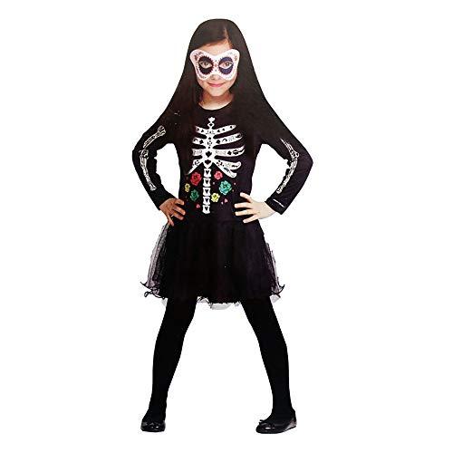 Kostüm Skelett Familie - Spring Tide Familien-Halloween-Kostüm Regenbogen Skelett Kostüm Maskerade Kostüm Erwachsenes Kind Horror Halloween Cosplay,1,S