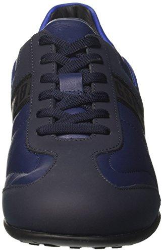 Evolution 926 Blu Sneaker Bikkembergs Uomo Basso a R Blue Collo 7fSwwnpq