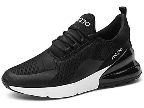 low priced a003d 10e14 GJRRX Homme Femme Air Baskets Chaussures Gym Fitness Sport Sneakers Style  Running Multicolore Respirante Multisports Outdoor