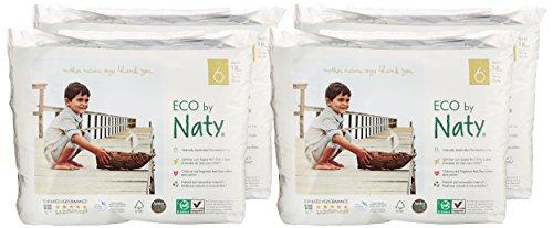 Naty by Nature Babycare Öko Höschen-Windeln – Größe 6 (16+ Kg), 1er Pack (1 x 18 Stück) - 2