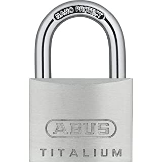 ABUS 55875 Titalium Padlock with KA6414 Alike Keyed