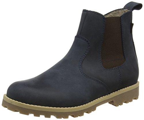 FRODDO Froddo Waterproof Wool Lining Unisex Children Chelsea Boot Blue G3160055, Bottes Classiques mixte enfant Bleu (Bleu)