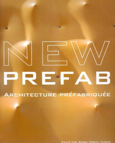 New Prefab. Architecture Prefabrique
