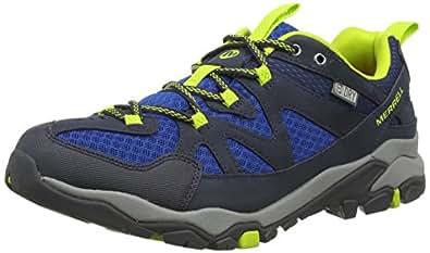 Merrell Men's Tahr WTPF Low Rise Hiking Shoes: Amazon.co