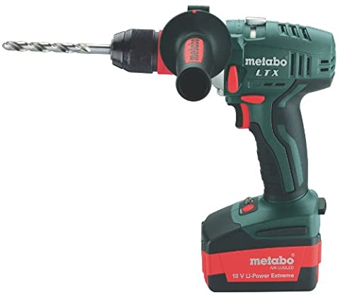 Metabo BS 18 LTX Quick Perceuse-visseuse sans fil 18 V