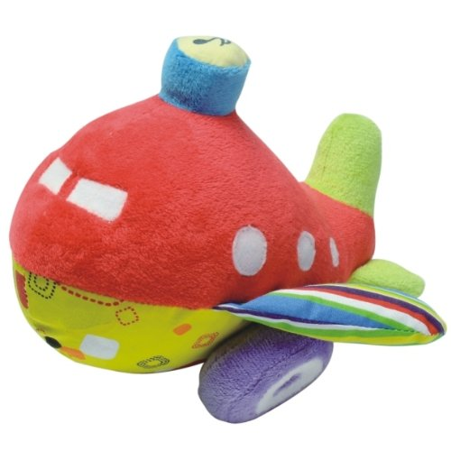 Baby Flugzeug Stoffspielzeug