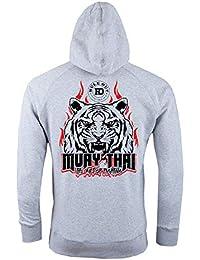 T-Shirt Kapu Sweatshirt Herren und Damen Muay Thai traditionelle Kampfkunst