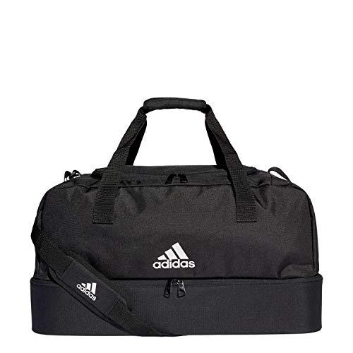 adidas Sports Bag TIRO DU BC M, black/white, One Size, DQ1080