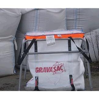gravasac conteneurs flexibles reutilizables de 850L