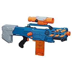 hasbro pistolet nerf zombie longshoot jeux et jouets. Black Bedroom Furniture Sets. Home Design Ideas